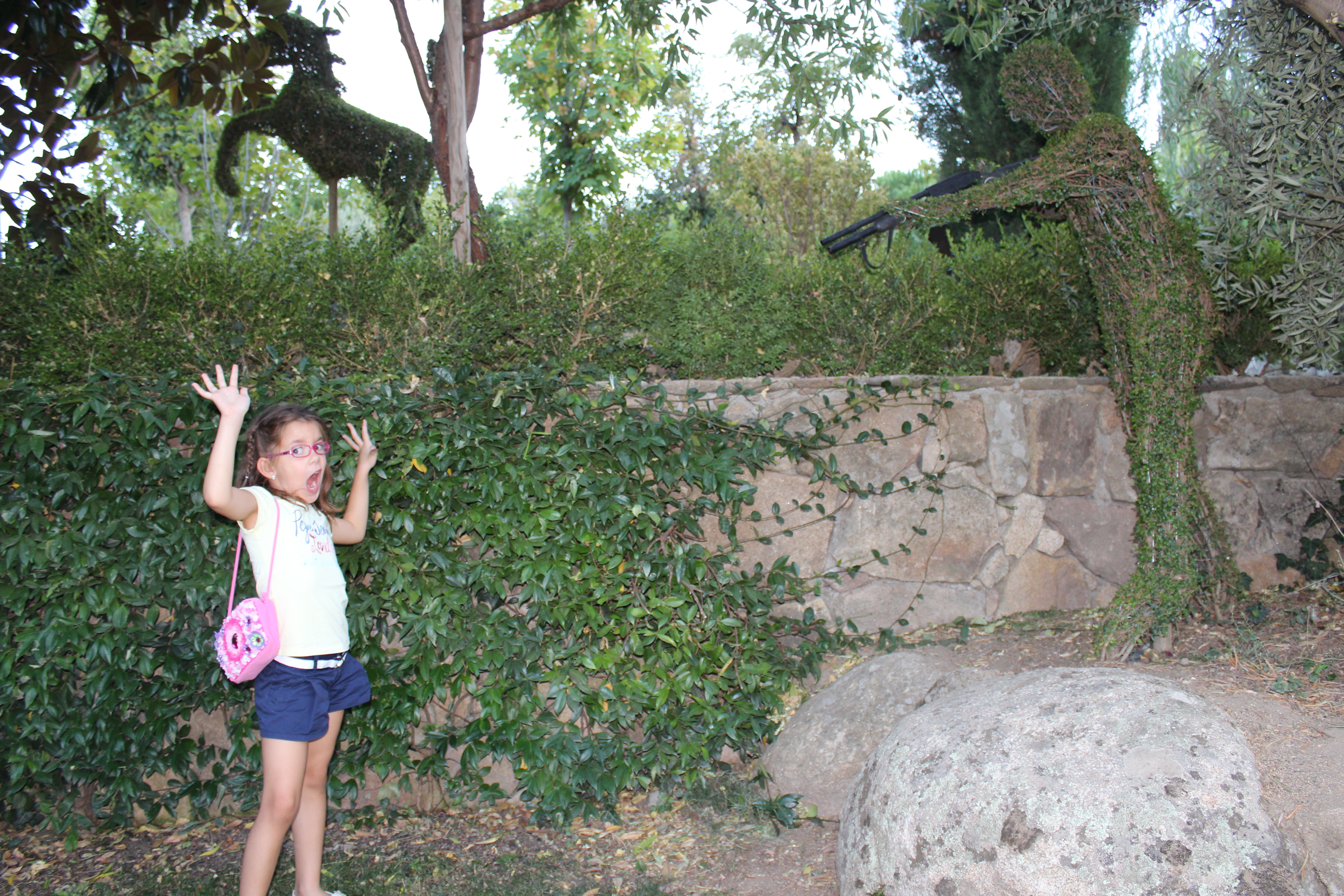 El bosque encantado mam s peques y s per planes for El jardin encantado madrid