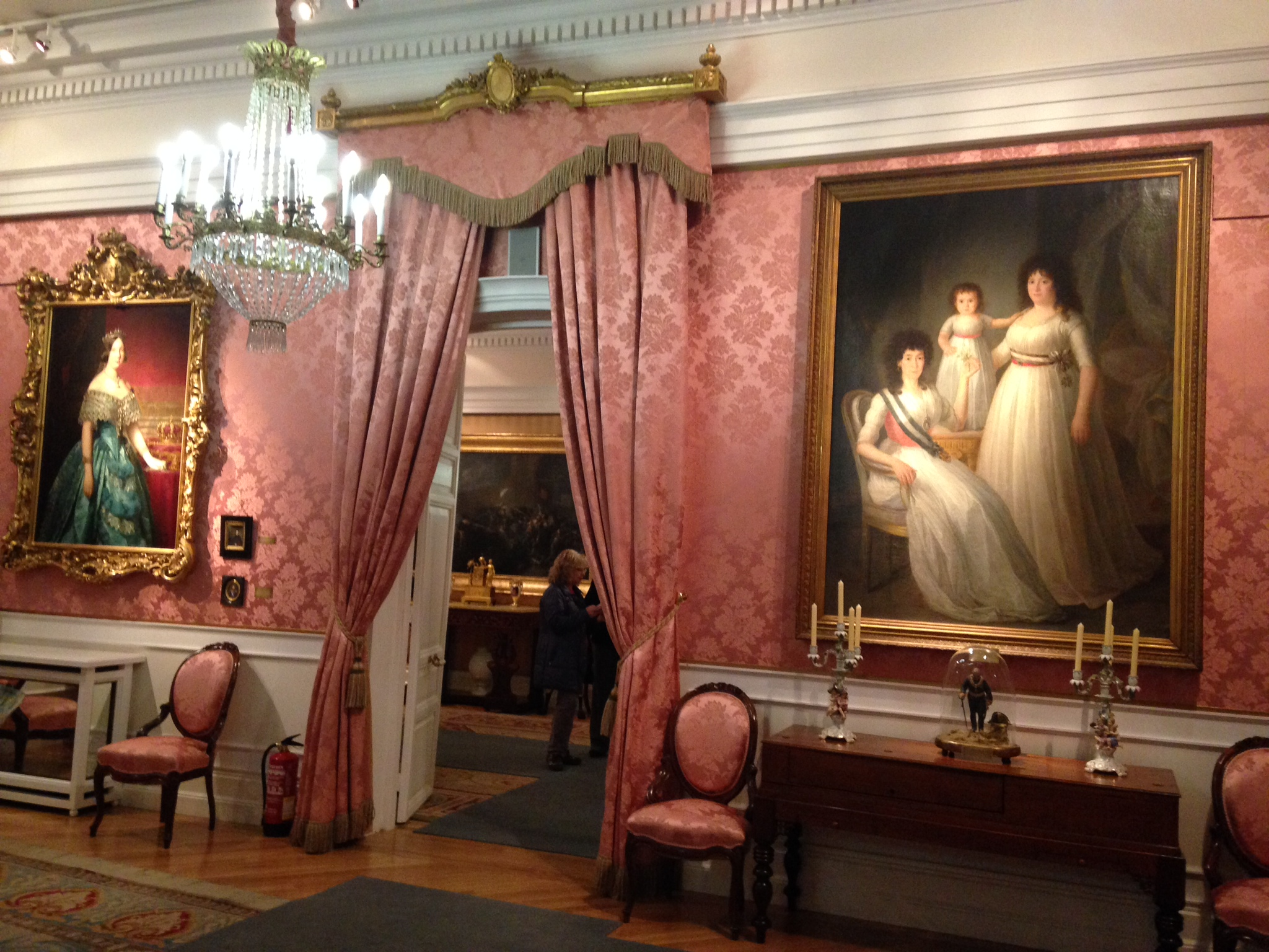 Museo del romanticismo mam s peques y s per planes for Diseno de interiores siglo xix